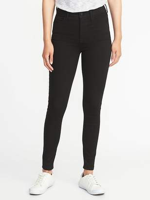 Old Navy High-Rise Built-In Sculpt Never-Fade Rockstar Jeans for Women