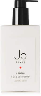 Jo Loves - Pomelo Hand & Body Lotion, 200ml - one size