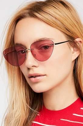 Capri Rimless Sunglasses