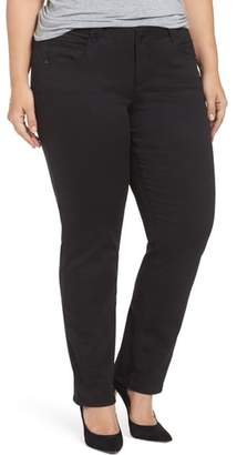 Democracy Ab-Solution Stretch Straight Leg Jeans