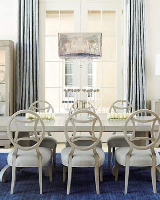 Bernhardt Criteria Double-Pedestal Dining Table