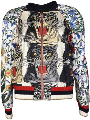 Gucci Tiger Bomber Jacket