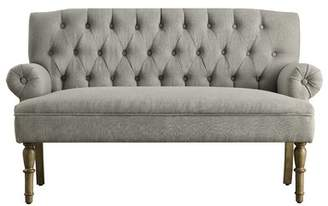 Laurèl Foundry Modern Farmhouse Forest River Tufted Loveseat