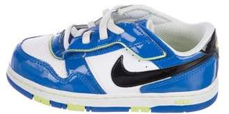 Nike Boys' Leather Low-Top Sneakers