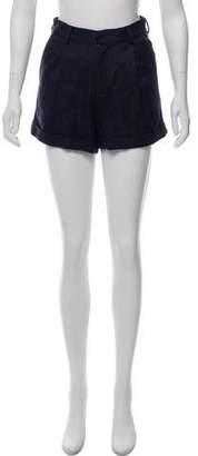 Steven Alan Tweed Wool Shorts