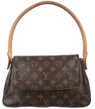 Louis Vuitton Monogram Mini Looping Bag