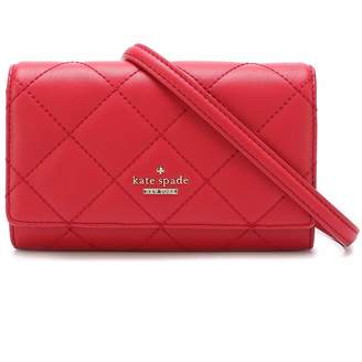 Kate Spade new york Emerson Place Agnes Ladies Leather Clutch PXRU8009638