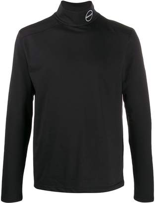 Bmuet(Te) turtle-neck long sleeve top