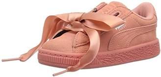 Puma Unisex Suede Heart Sneaker