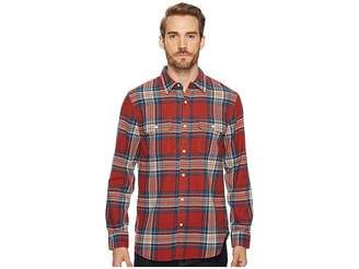 Lucky Brand Miter Workwear Shirt Men's Clothing