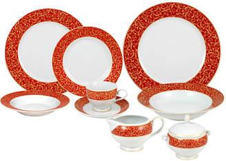 Mikasa 45 Piece Dinnerware Set