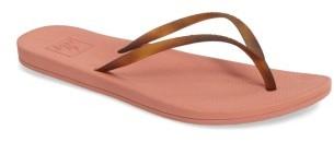 Women's Reef Escape Lux Flip Flop $28.95 thestylecure.com
