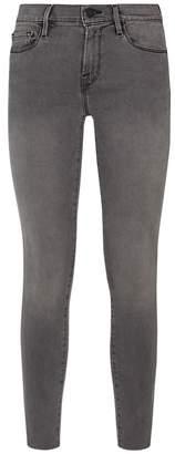 Frame Le Skinny de Jeanne Split Hem Jeans