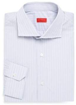 Isaia Regular-Fit Cotton Dress Shirt