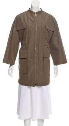 Les Copains Lightweight Zip-Up Jacket