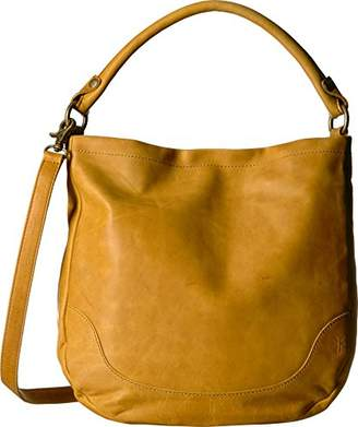 Frye Melissa Hobo Leather Handbag