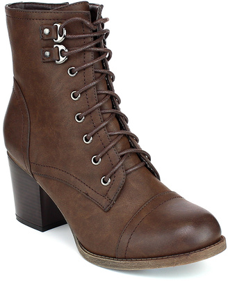 Brown Ariel Boot $47 thestylecure.com