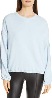 ATM Anthony Thomas Melillo Side Stripe French Terry Sweatshirt