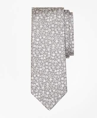 Brooks Brothers Ditzy Flower Tie
