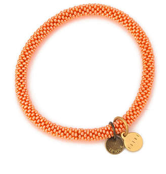 Le Jour (ル ジュール) - ル ジュール 【FALBE】crochet bracelet solid LJ Wネーム