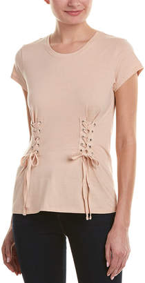Romeo & Juliet Couture Lace-Up T-Shirt