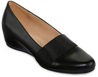 Andrew Geller Womens Secretary Slip-On Shoes Slip-on Pointed Toe