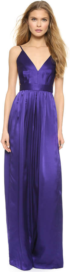 ONE by Contrarian Babs Bibb Maxi Dress 18