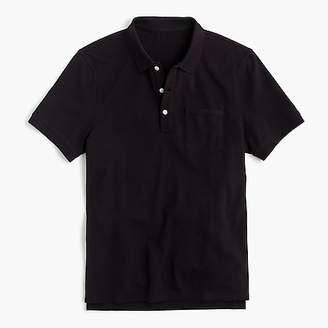 J.Crew Stretch piqué polo shirt