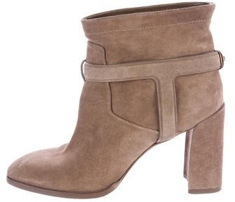 Christian Dior Urbaine Suede Boots