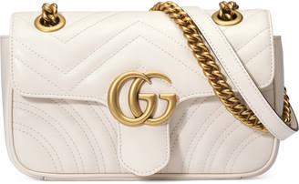 GG Marmont matelassé mini bag $1,590 thestylecure.com