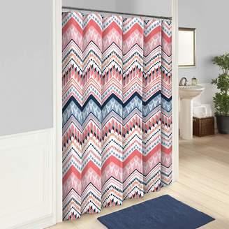 Vue Deja Shower Curtain