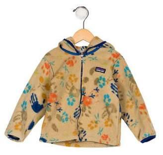 Patagonia Boys' Printed Hooded Jacket