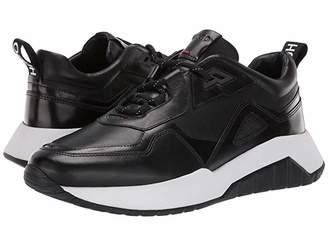 HUGO BOSS Atom Run Leather Sneaker By HUGO
