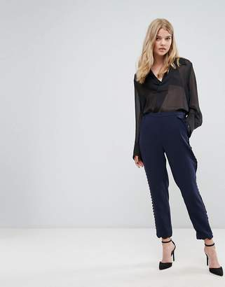 Ted Baker Trouser With Scallop Hem
