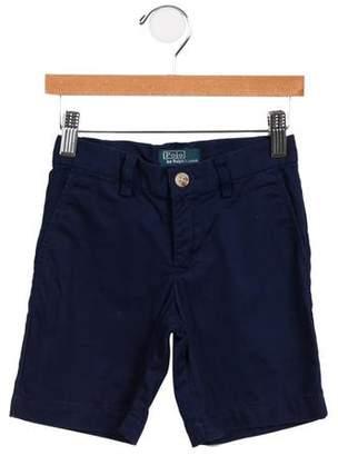 Polo Ralph Lauren Boys' Four Pocket Knee-Length Shorts