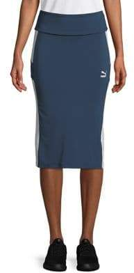 Puma Logo Pull-On Skirt