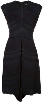 Proenza Schouler V-neck midi dress