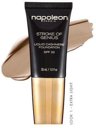 Napoleon Perdis Stroke Of Genius Liquid Cashmere Foundation
