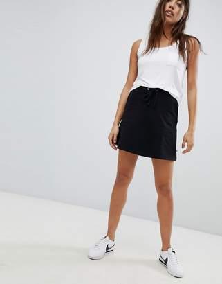 Noisy May Drawstring Skater Skirt