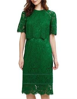 Phase Eight Alisha Double Layer Lace Dress