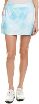 Puma Golf Crosshatch Knit Skirt
