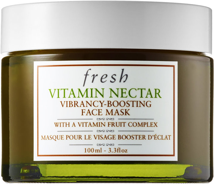 Fresh Vitamin Nectar Vibrancy-Boosting Face Mask Image