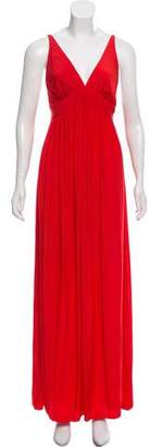 Ramy Brook Maxi Empire Dress