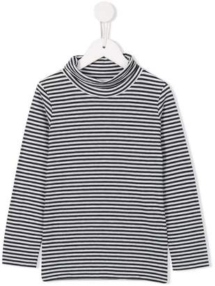 Douuod Kids striped longsleeved T-shirt