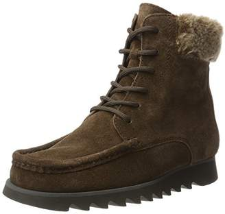 Sioux Women's Grash-D172-32-Wf Moccasin Boots