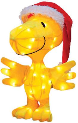 Product Works Woodstock in Santa Suit Yard Art Christmas Decoration