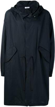 Jil Sander loose raincoat