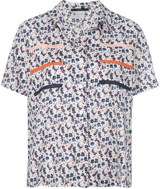 Paul Smith triple pocket short sleeved shirt