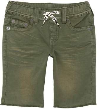 True Religion Brand Jeans Geno French Terry Shorts
