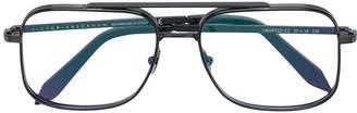 Victoria Beckham oversize frame glasses